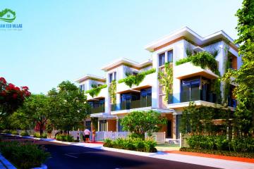 Biệt thự Hồ Tràm Eco Villas