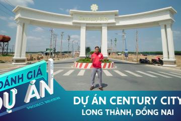 Đánh giá dự án Century City: Đất nền từ 16 triệu/m2, pháp lý hoàn thiện, gần sân bay Long Thành