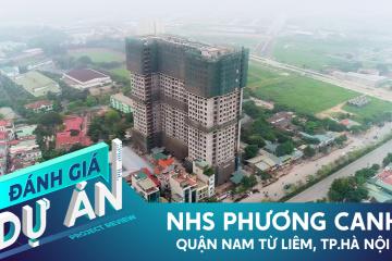 Đánh giá dự án NHS Phương Canh: Dự án giá rẻ tại khu Tây Hà Nội