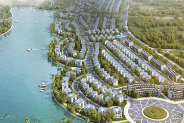 Phối cảnh Biên Hòa New City