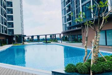 Hình ảnh thực tế dự án Eco Green Sài Gòn