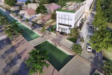 Nhà phố Long Thạnh Central Point