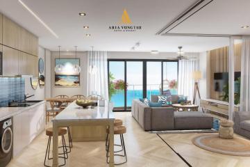 Căn hộ 3 Phòng ngủ - Aria Vũng Tàu Hotel & Resort