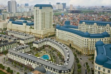 Hình ảnh thực tế The Manor - Hà Nội