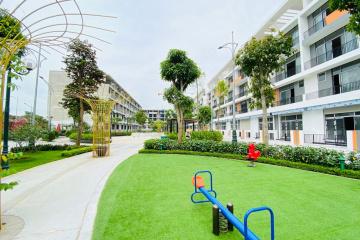 Hình ảnh thực tế shophouse Bình Minh Garden