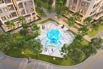 Phối cảnh phân khu The Miami - Vinhomes Smart City