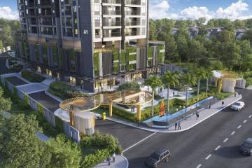 Tiện ích dự án Opal Boulevard