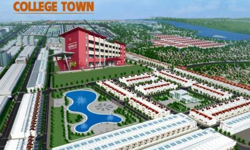 Phố Thương mại Tri thức College Town