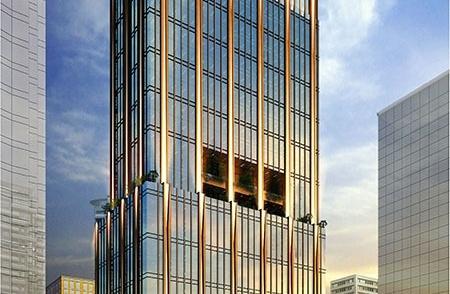 Oriental Sun Tower