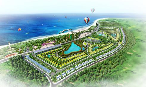Khu đô thị sinh thái biển AE Resort