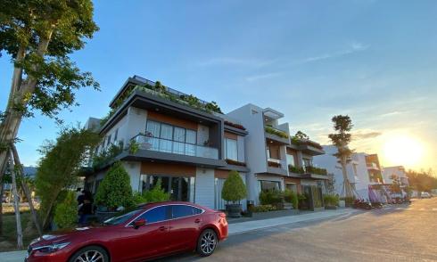 Nhà phố liền kề KVG The Capella Nha Trang