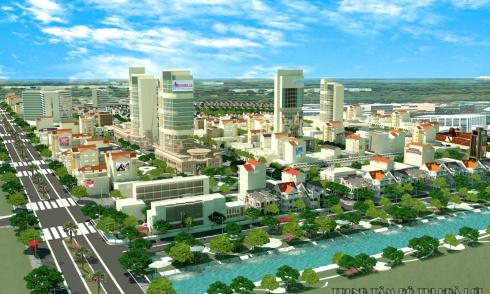 Khu dân cư IJC Hoà Lợi