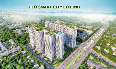 Eco Smart City Cổ Linh Long Biên