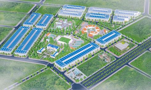 Khu dân cư Đông Tân