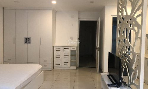 Serviced apartment for rent in Phu My Hung-Tan Phong Ward-Dist 7- 40 sqm- $550/Month