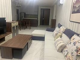 For rent apartment in Midtown The Grande river view and full furniture price only 1.300