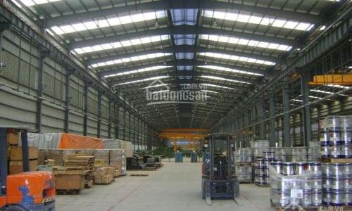 Warehouse for rent 4500sqm - Hoa Khanh Lien Chieu IZ in Da Nang