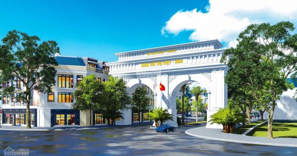 Mua bán đất nền dự án Khu đô thị Hồng Diện giá rẻ, có sổ đỏ T1/2021