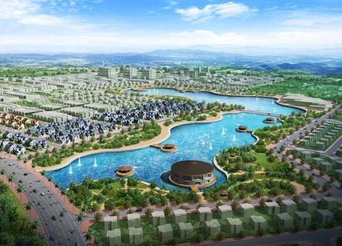 Khu đô thị mới Nam Vĩnh Yên