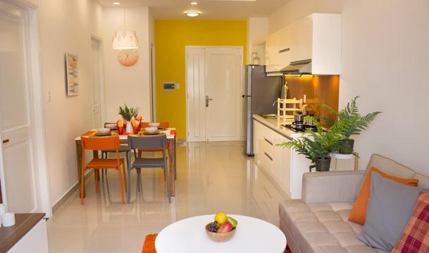 Căn hộ 9 View Apartment