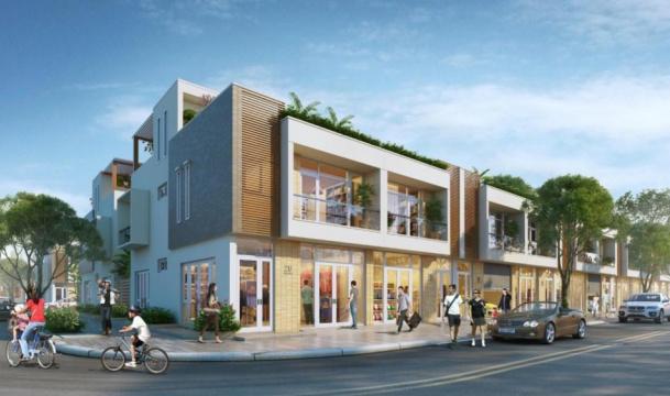 Nhà phố FPT City Đà Nẵng