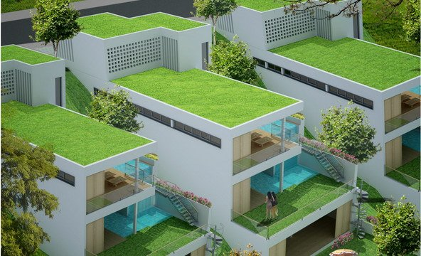 Biệt thự Ocean Front Villas