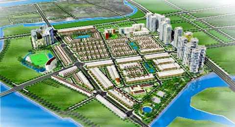 Khu đô thị Him Lam Kênh Tẻ
