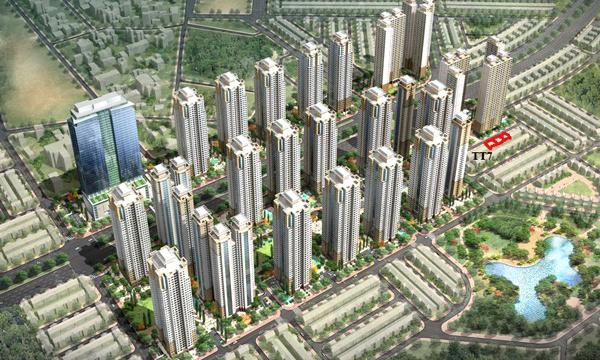 Khu đô thị mới Văn Phú