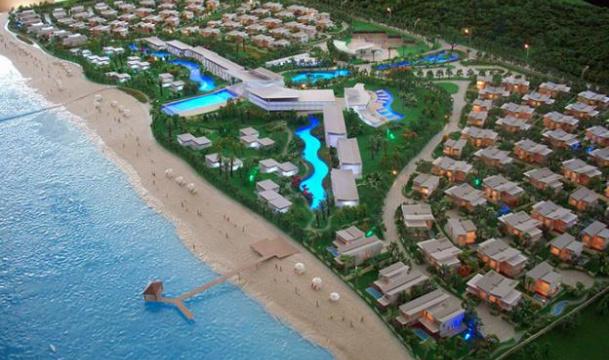 Oceanami Luxury Homes and Resort