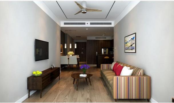 Căn hộ Alphanam Luxury Apartment