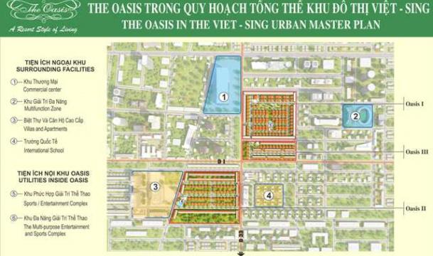 Khu đô thị Việt - Sing The Oasis