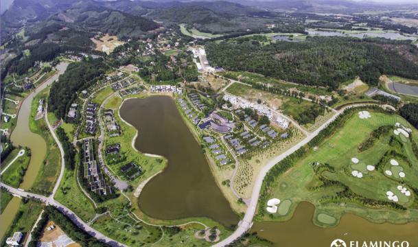 Giới thiệu Flamingo Đại Lải Resort - Top 10 resort đẹp nhất Thế giới