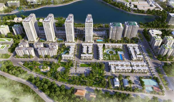 Khu đô thị Hạ Long Marina