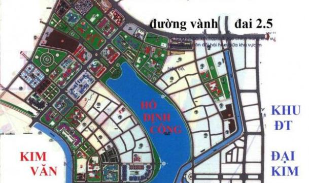 Khu đô thị mới Định Công