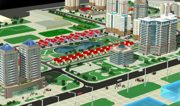 Khu đô thị mới Cầu Bươu
