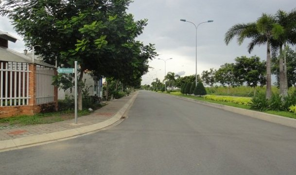 Khu dân cư Hồng Long