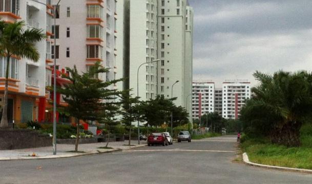 KDC Làng Việt Kiều Phong Phú 13E