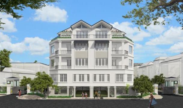 Biệt thự HDI Homes Nguyễn Tuân
