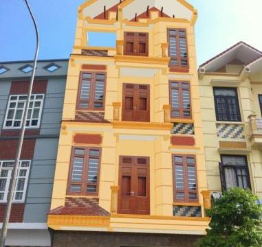 Nhà phố Hòa Vượng