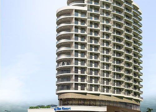 Căn hộ Thuỷ Tiên Resort mặt tiền biển Vũng Tàu