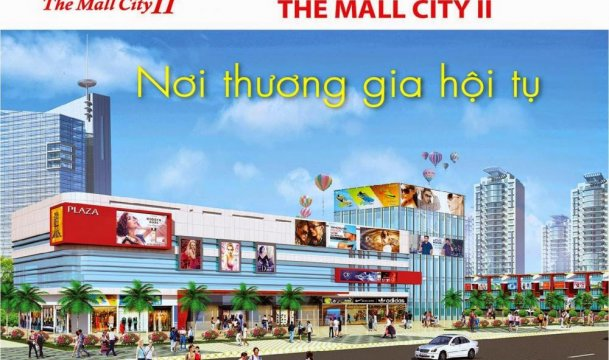 The Mall City