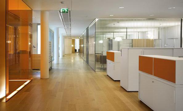 Văn phòng International Centre