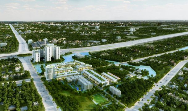 Dự án khu dân cư Centana quận 9 Điền Phúc thành