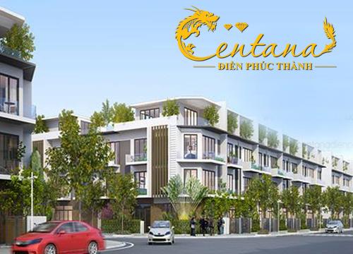 Nhà phố Centana City Điền Phúc Thành