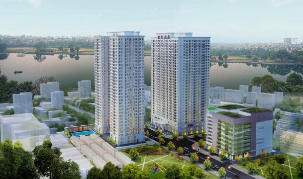Eco Lake View | Giới thiệu dự án Eco Lake View 32 Đại Từ, Đại Kim, Hoàng Mai, Hà Nội