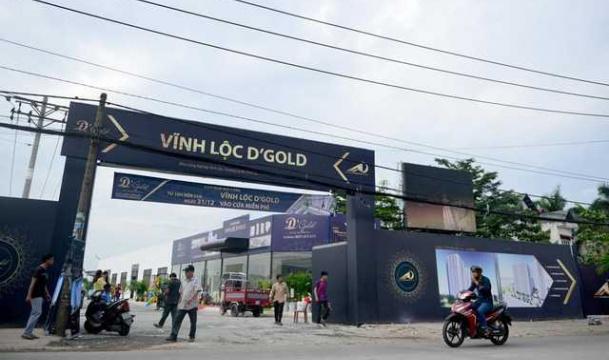 Khu căn hộ Vĩnh Lộc
