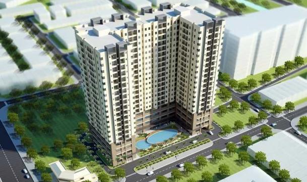 Dự án căn hộ Kingsway Tower Bình Tân