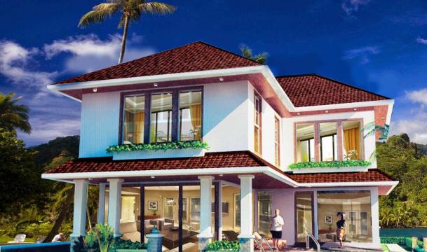 Biệt thự Paradise Đại Lải Resort
