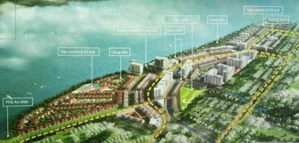 Khu đô thị Tây Sông Hậu
