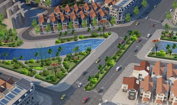 Biệt thự Thai Binh Dragon City